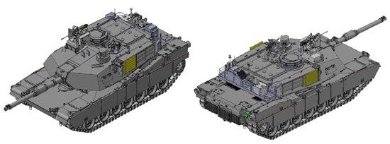 IPMS Kit Review: Dragon 1/35 M1A1 AIM