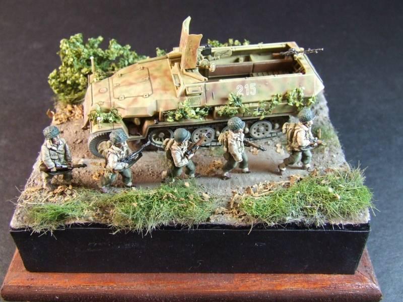 Sd.Kfz. 251/10 Ausf C. w/3.7cm PAK