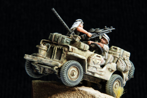 Ww2 Sas Jeep